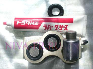 передний тормозной цилиндр для семейства нива, оригинал
