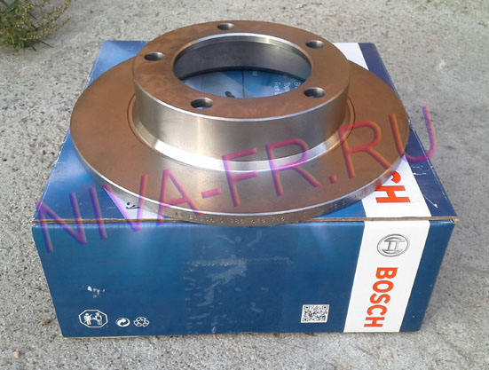 тормозные диски Bosch