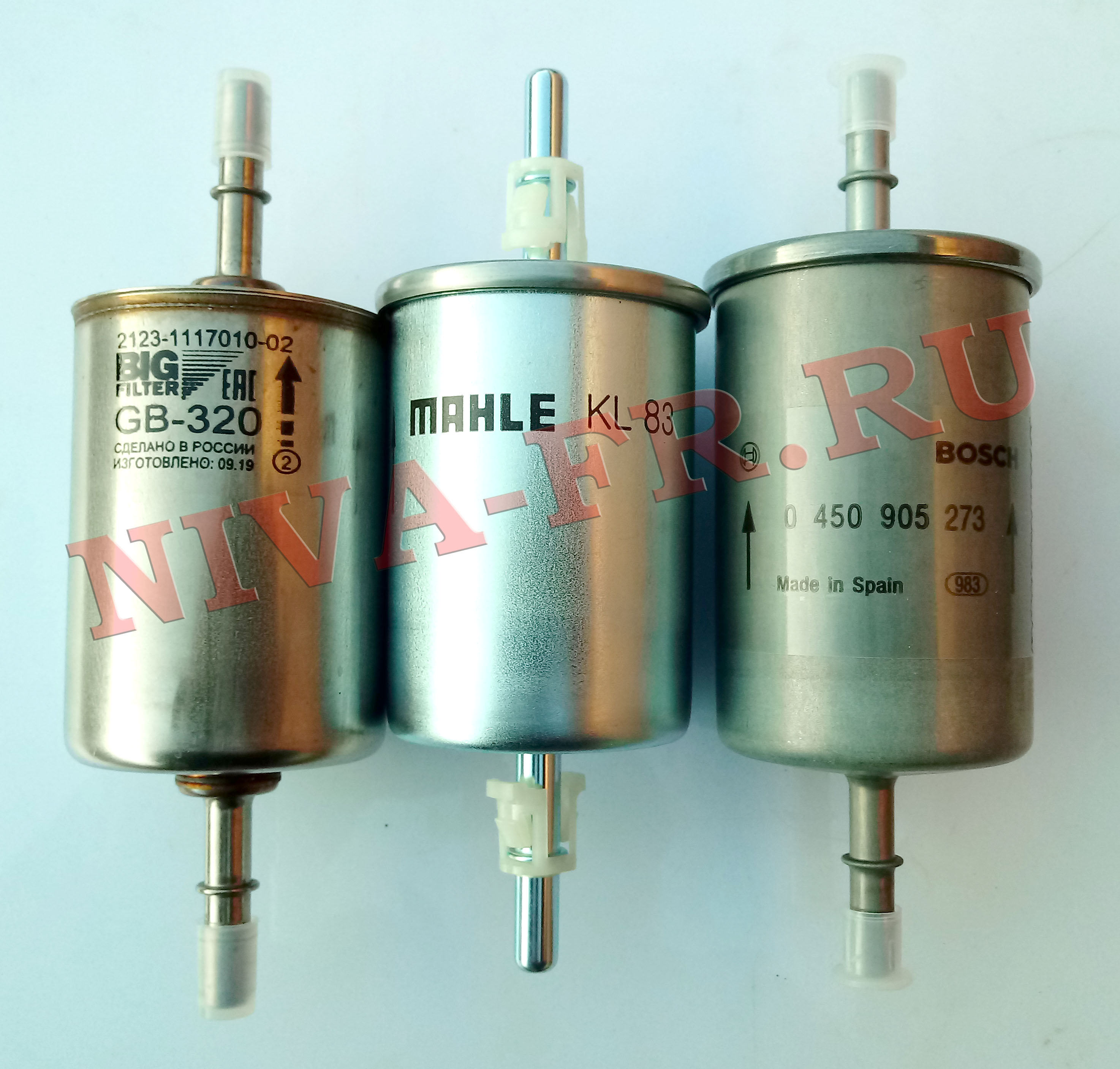 топливный фильтр нива шевроле