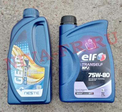 трансмиссионное масло для нивы GL4